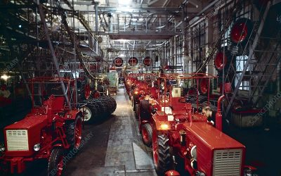 Top 10 Tractor Producers from China