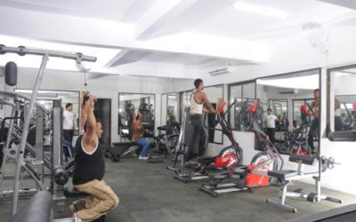 IS IT POSSIBLE TO GET A LOAN FOR GYM EQUIPMENT THROUGH THE SMALL BUSINESS ADMINISTRATION?