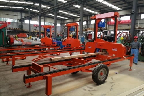 PORTABLE SAWMILLS ARE IN HIGH DEMAND ALL OVER THE WORLD